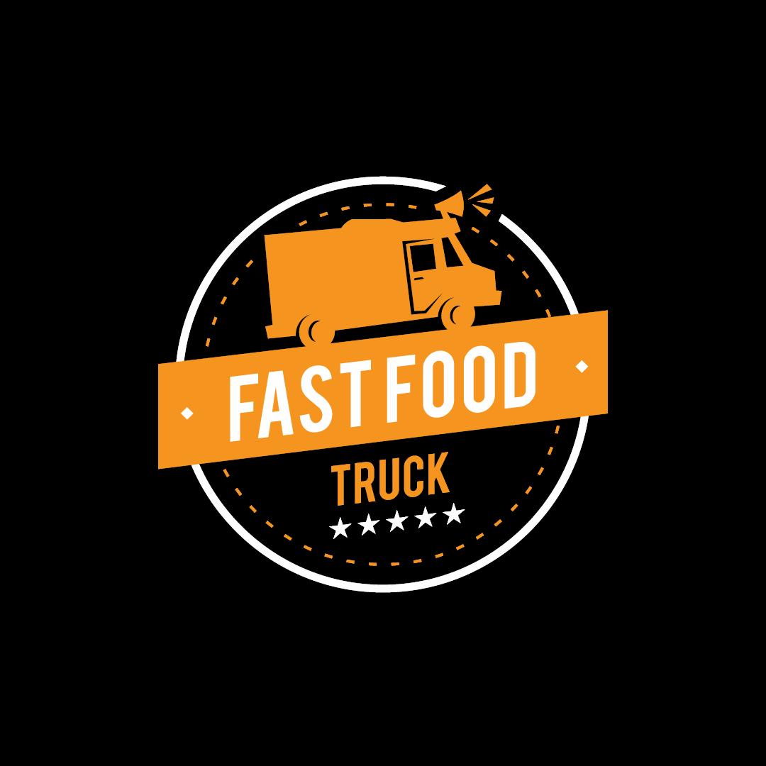 logo design service for ast food track