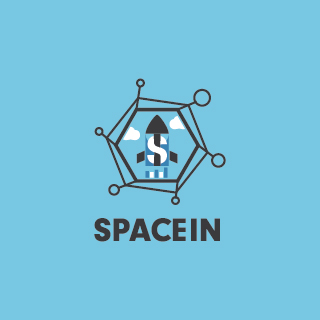 logo design service for Spacein