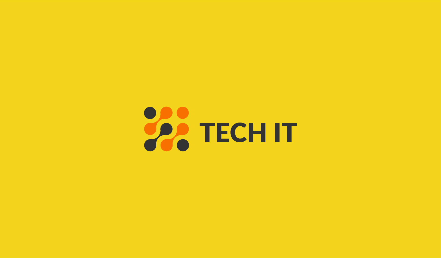 logo design service for Tech It