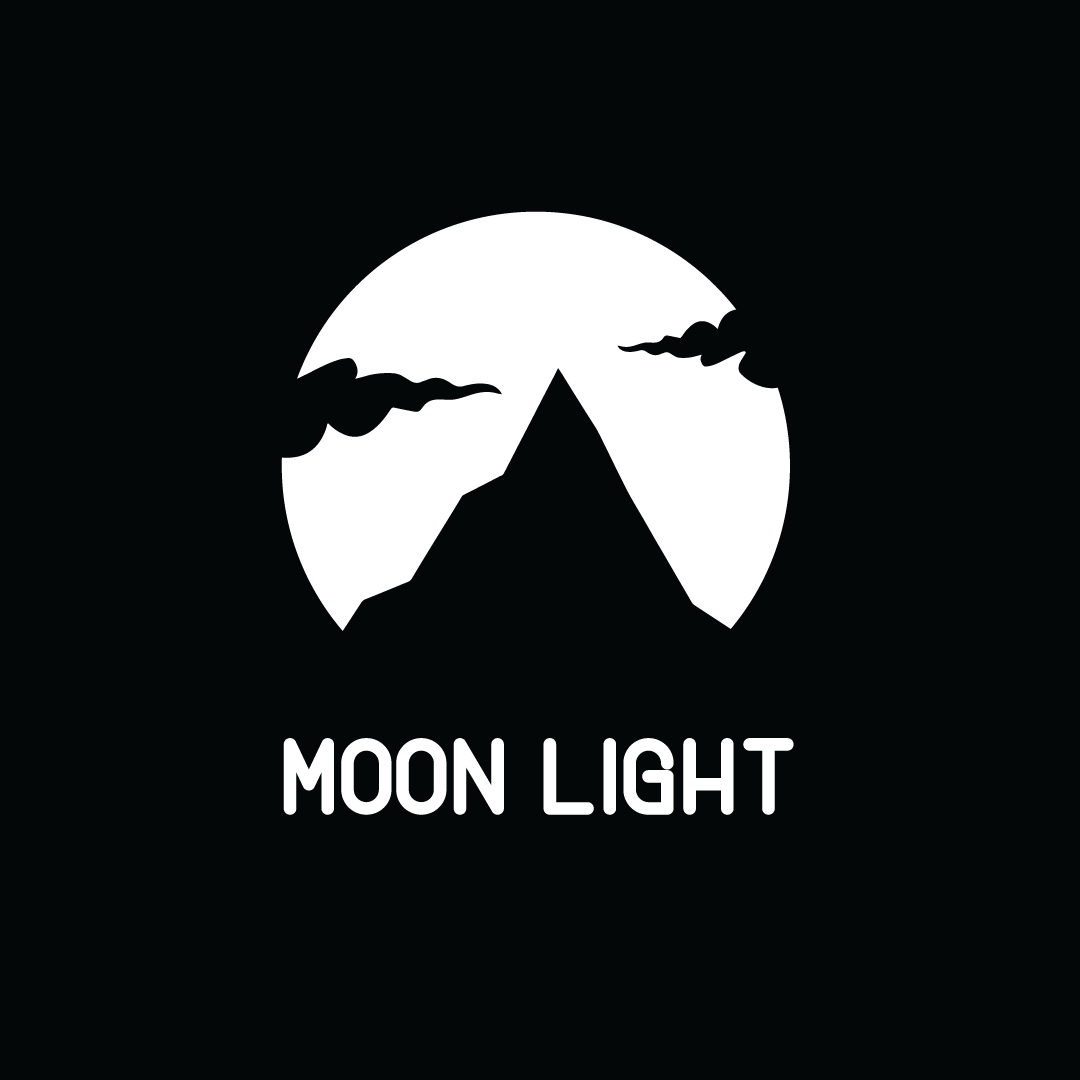 logo design service for Moon Light