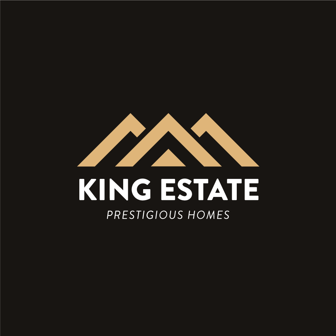 logo design service for King Estate