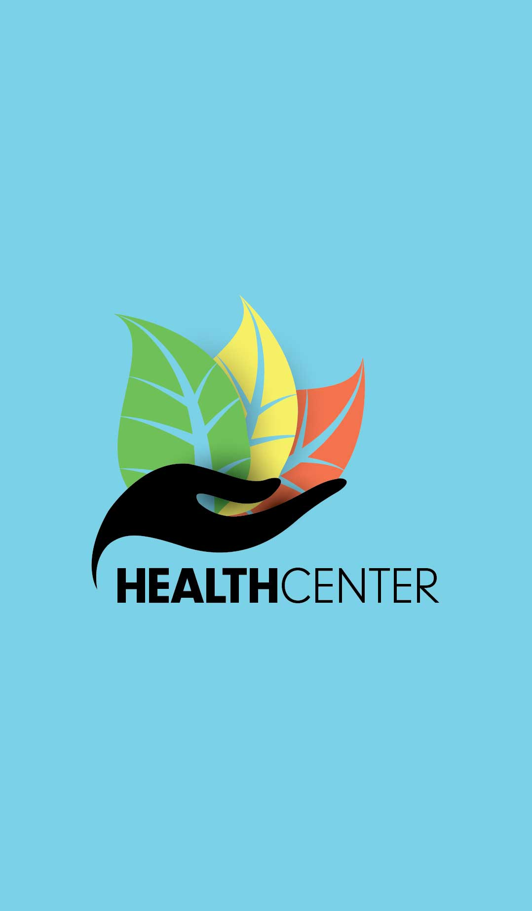 logo design service for Health Center