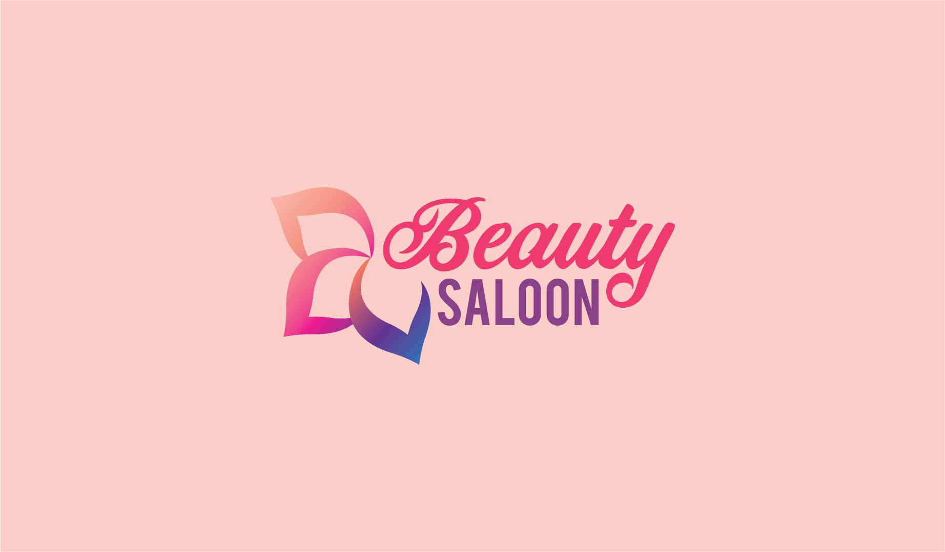 logo design service for Beauty Saloon