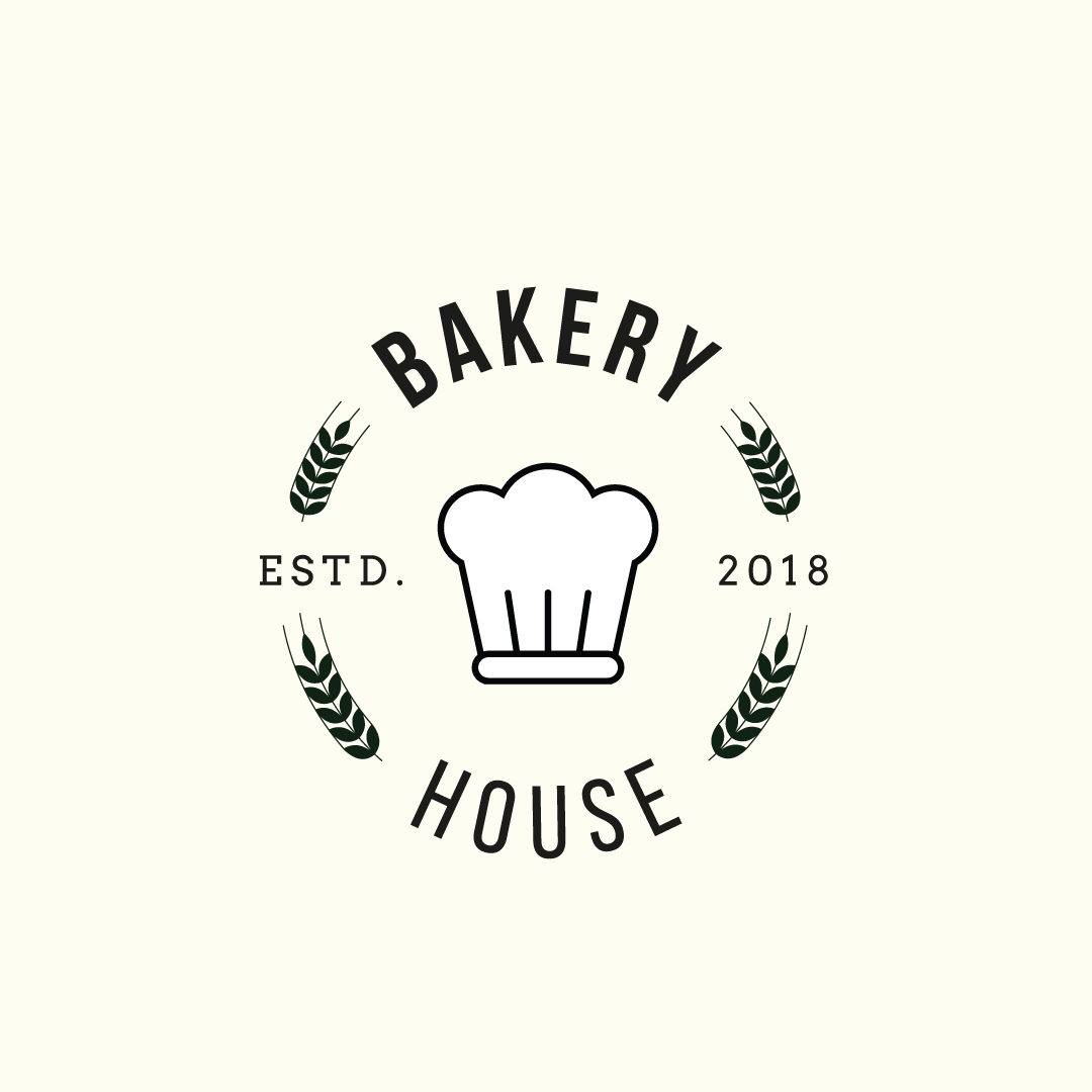 logo design service for Bakery House