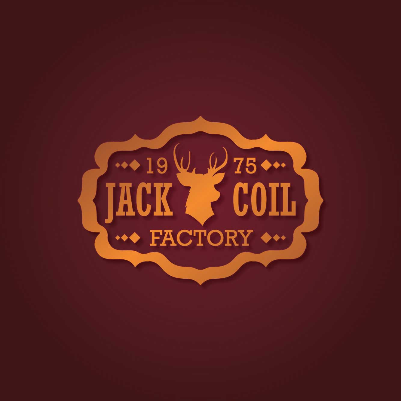 logo design service for Jack Coil Factory