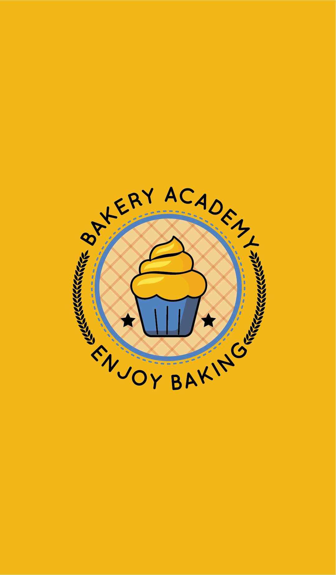 logo design service for Bakery Academy
