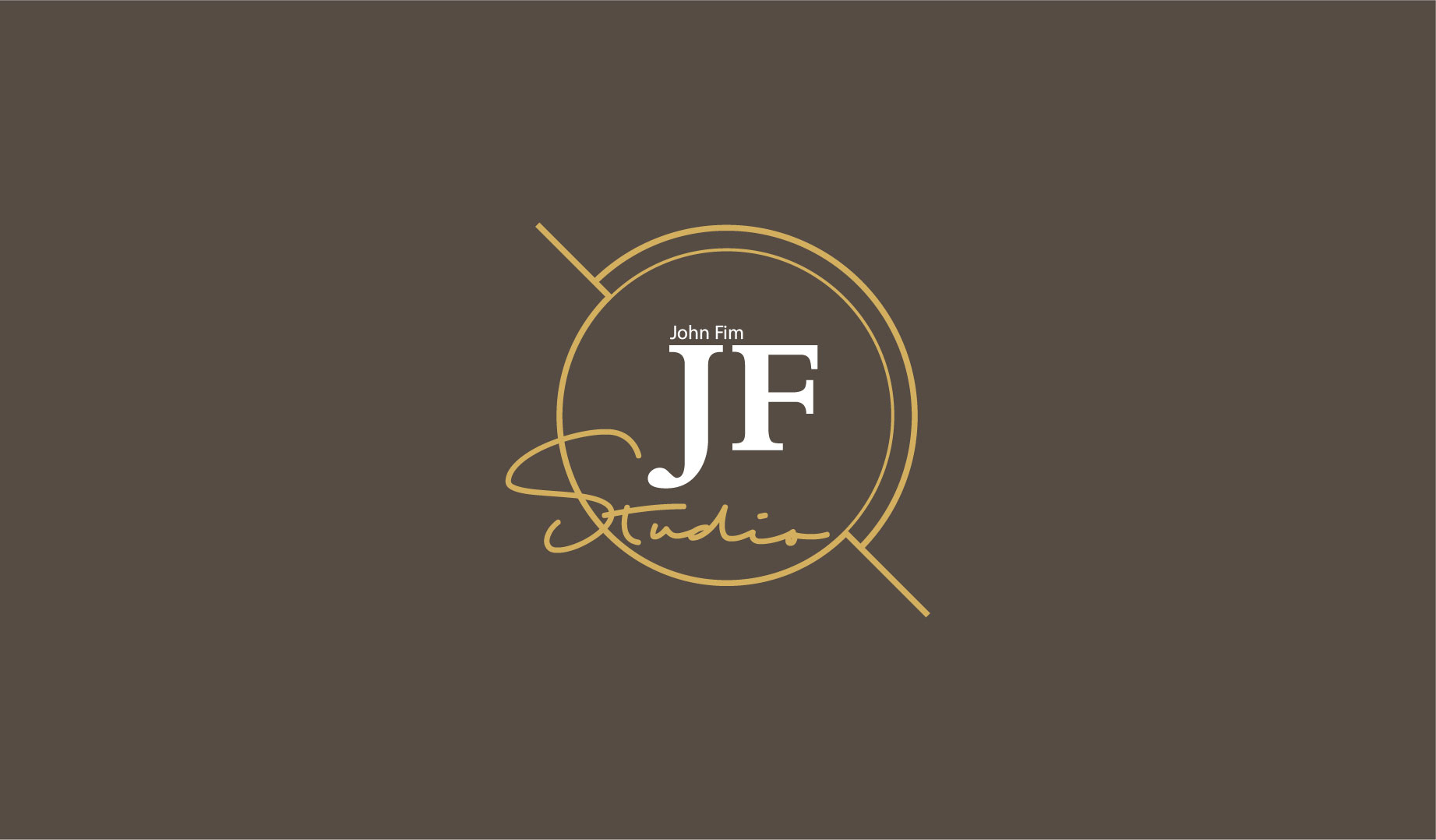 logo design service for Jhon Film