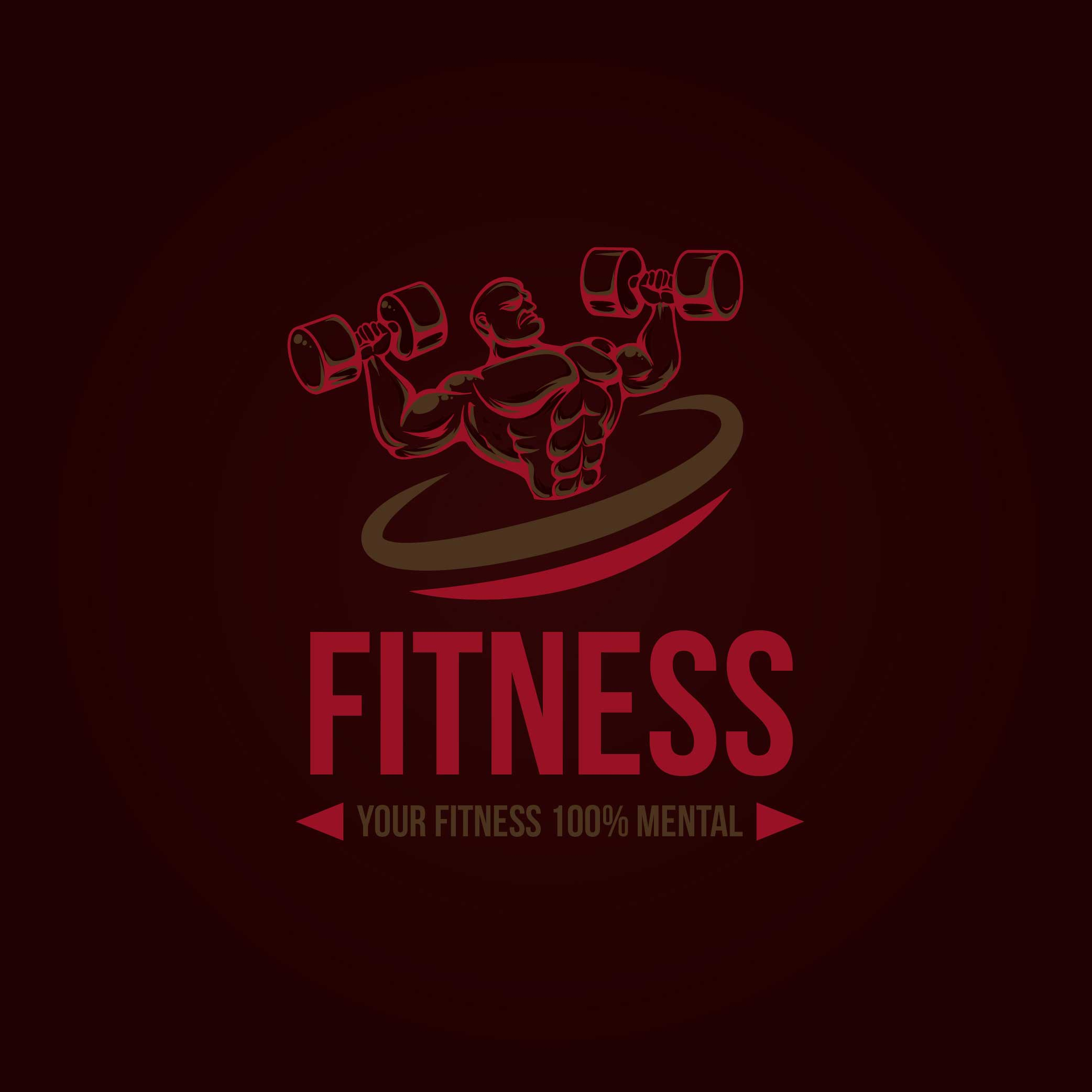 logo design service for Fitness