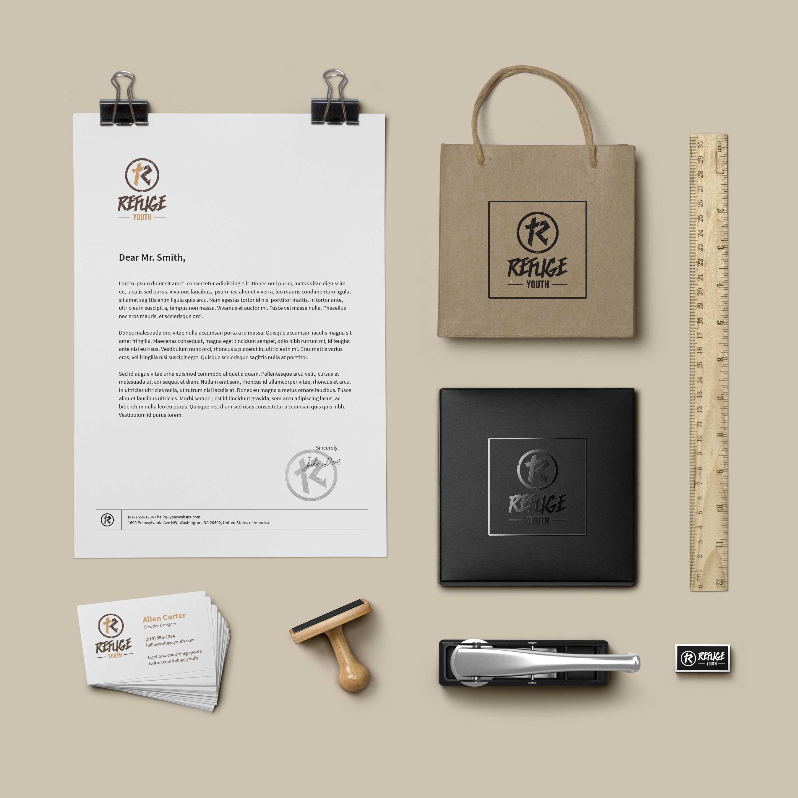 logo design service for Rough Investment